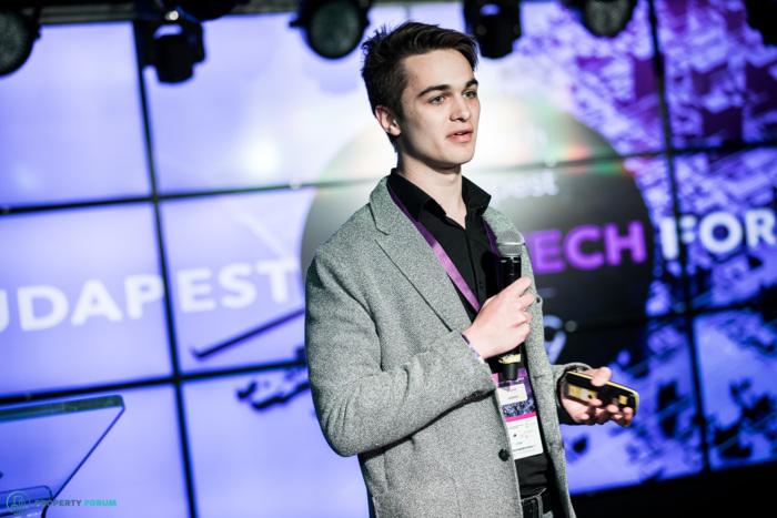 Start-up pitches: Bence Vas (Lokcheck)