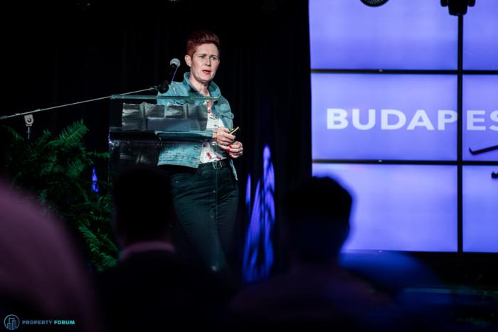 Start-up pitches: Orsolya Szaplonczay (Mohanet)