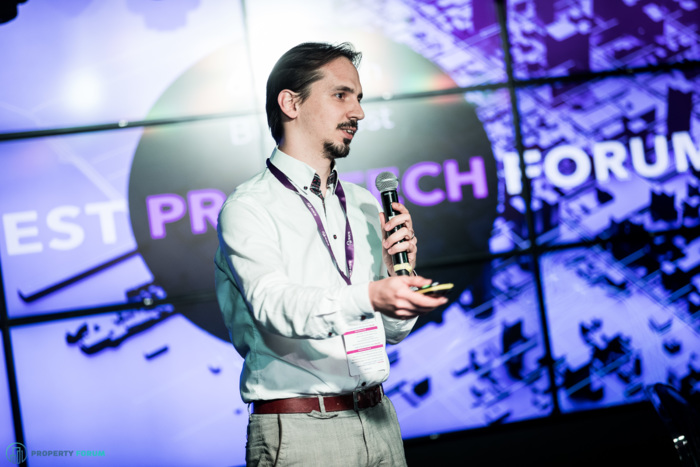 Start-up pitches: Tamás Hegedűs (Helix Consulting)