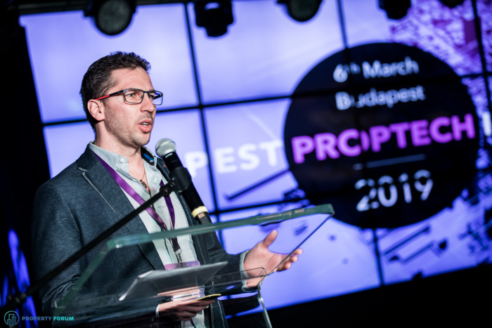 Start-up pitches: Kornél Czibere (SMARTme)