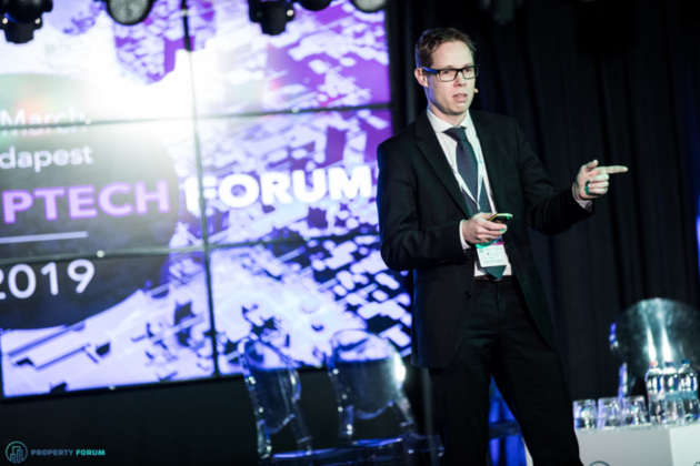 Sander Scheurwater (RICS) spoke about the future of our profession