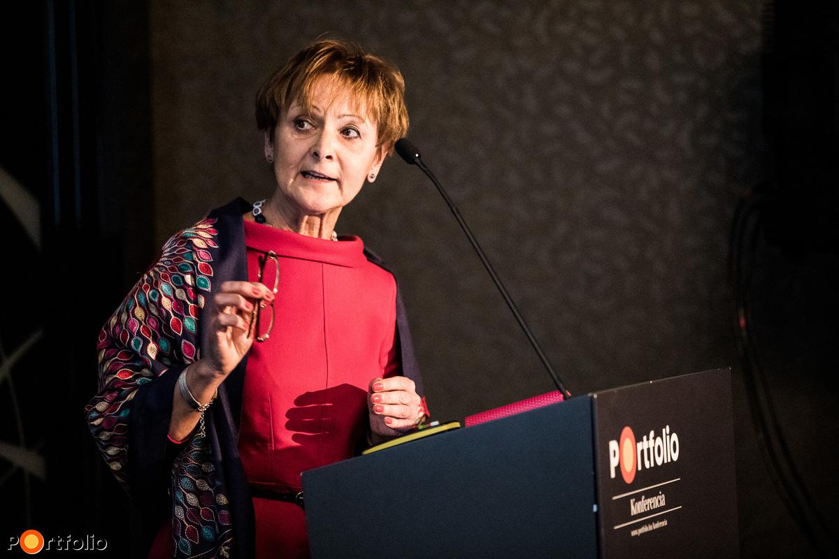 Nyikos Katalin (elnök, Magyar Lízingszövetség): Agrárium &Lízing - Egy stabil kapcsolat