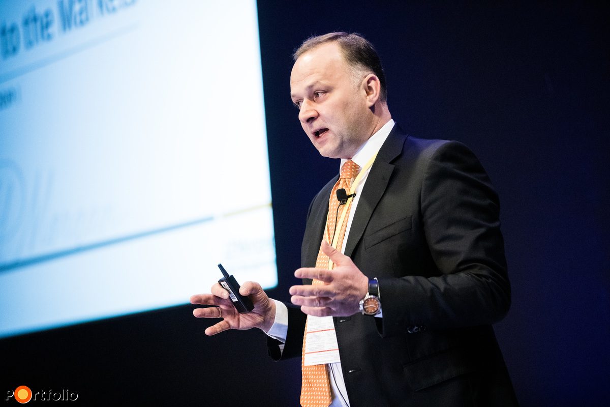 Juscsák György (igazgató, JP Morgan Asset Management): 2019 lesz a válság éve? - Pro és kontra