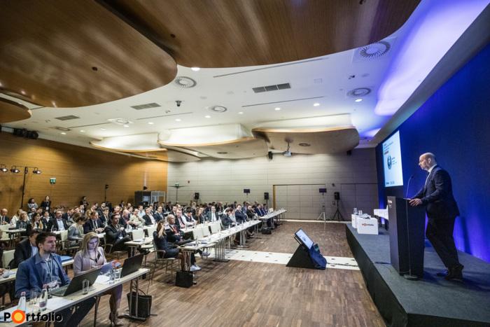 Több, mint 210 fővel megrendezésre került a Portfolio Investment, Wealth and Savings (IWS) 2019