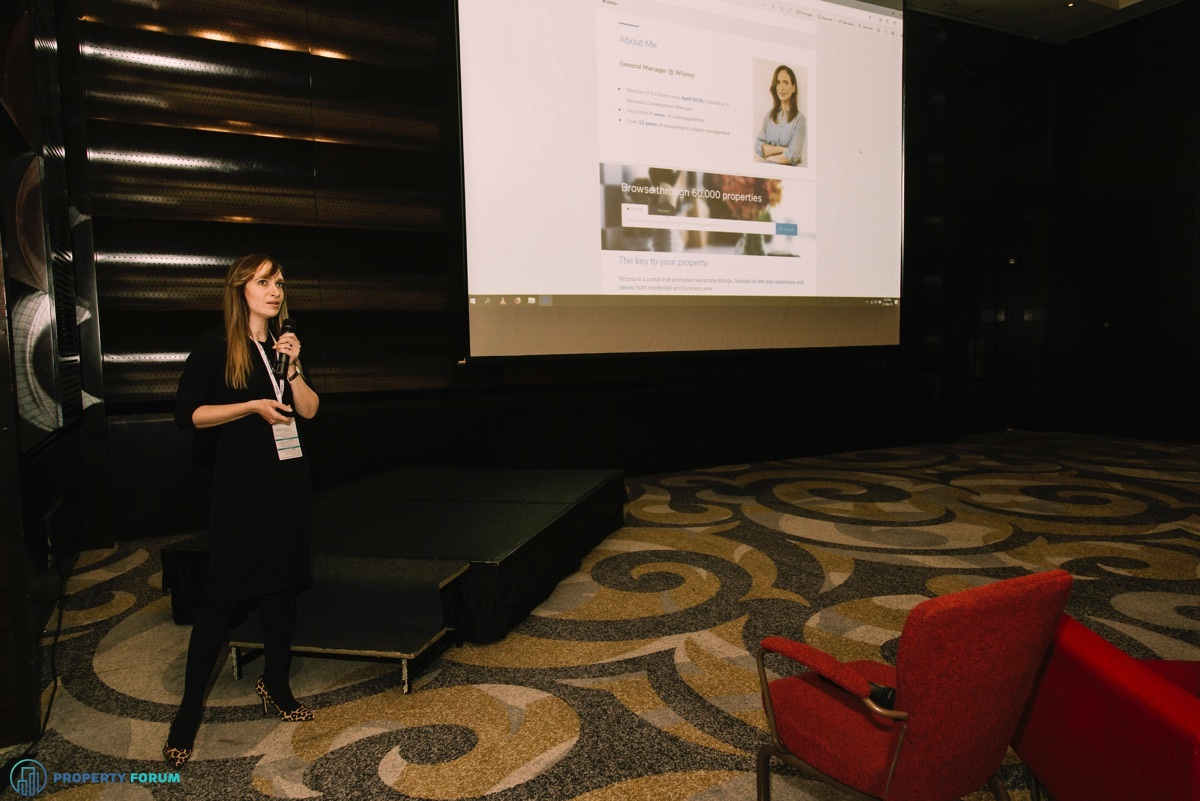 Start-up pitches: Cosmina Museat (Wizmo)