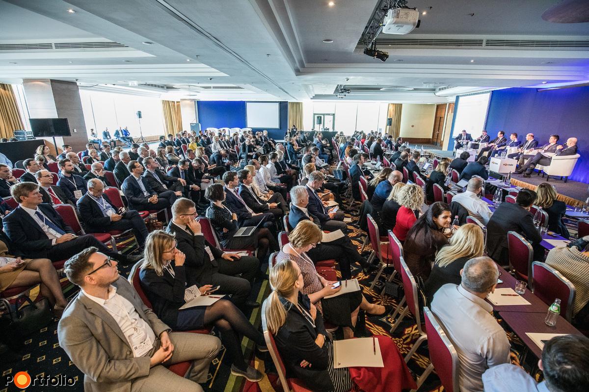 A Hitelezés 2019 konferencia 300 fő részvételével került megrendezése a Marriott Hotelben, Budapesten április 11-én!