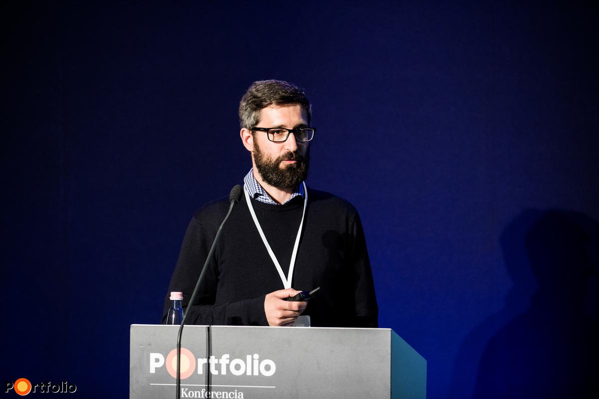 Barits János (operatív igazgató, Wyze Fintech Startup Studio): A fintech ökoszisztémák lehetőségei Magyarországon