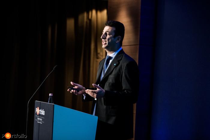 Rajna Gábor (értékesítési hálózat és támogatási igazgató, K&H Bank): Egy hazai nagybank digitalizációja és fióki transzformációja