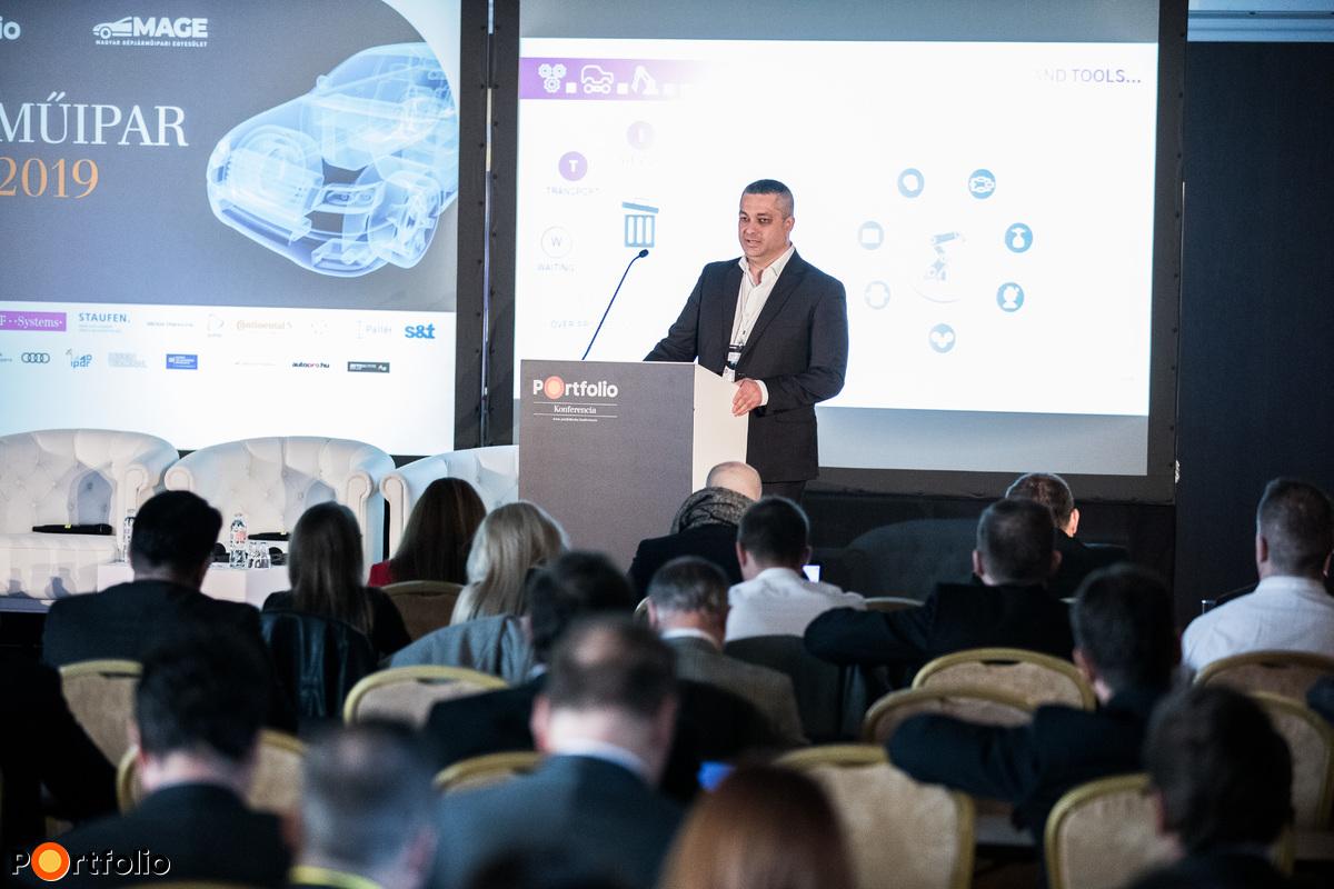 Virág Aladár (Business Operations Manager, T-Systems Magyarország): Digitális szemlélet