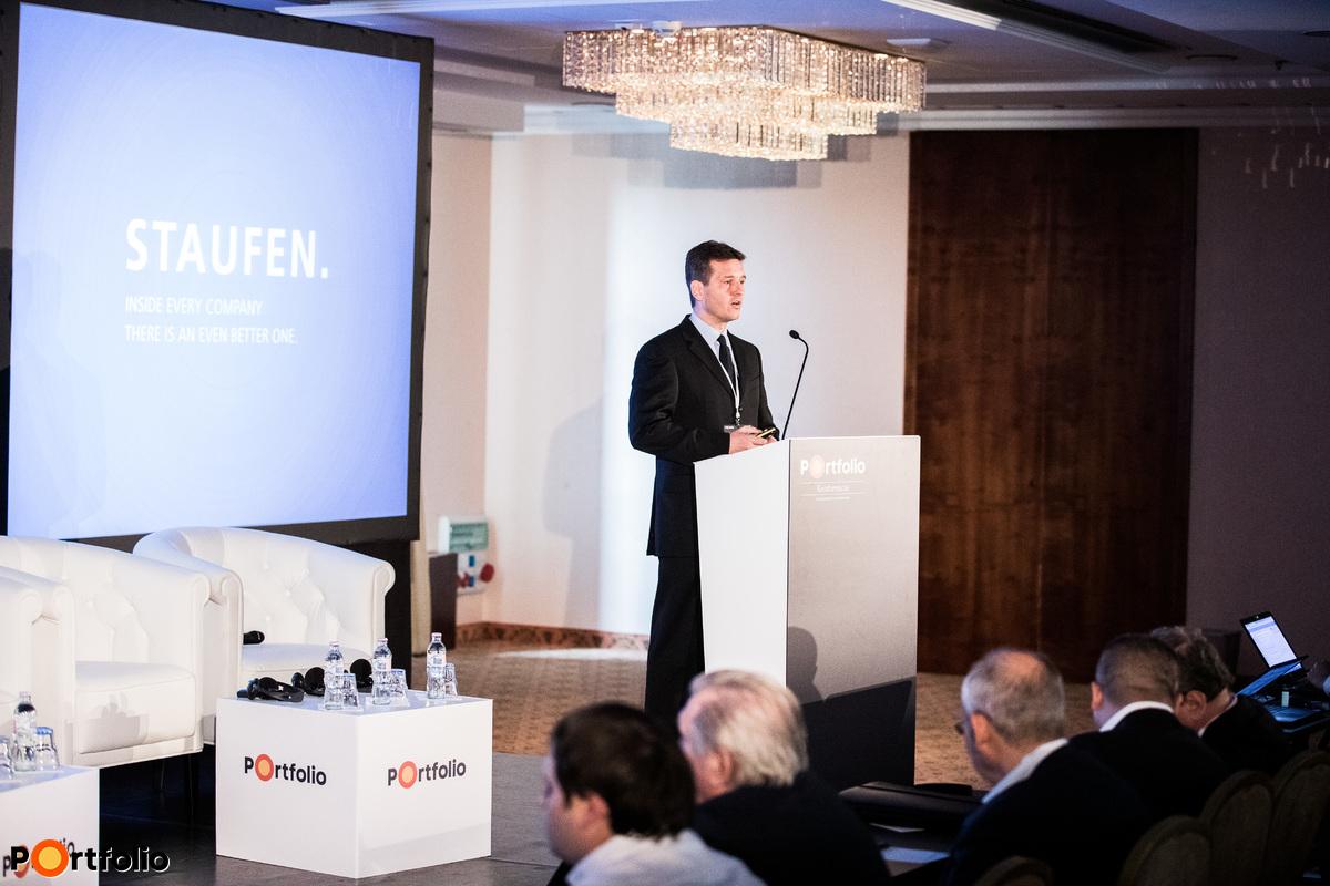 Róbert Velenczei (Country Manager, STAUFEN.AG): Leadership 4.0 – agile beyond the hype