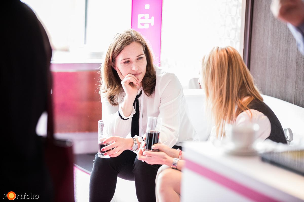 Coffee break, networking