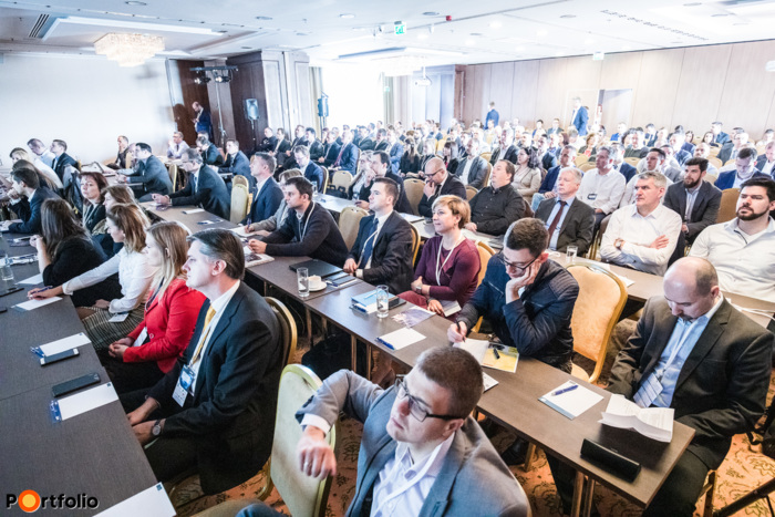 280 participants attended the Portfolio-MAGE Automotive Industry 2019 Conference