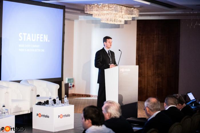 Velenczei Róbert (Country Manager, STAUFEN.AG): Leadership 4.0 - agilis vezetés?