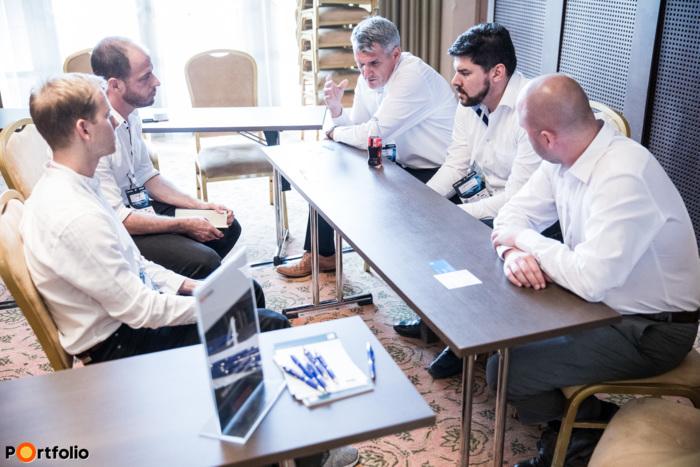 Workshop 4. asztal: Önvezető autózás fejlesztési megoldások. Témavezető: Dr. Debreczeni Gergely (Chief Scientist, Aimotive)
