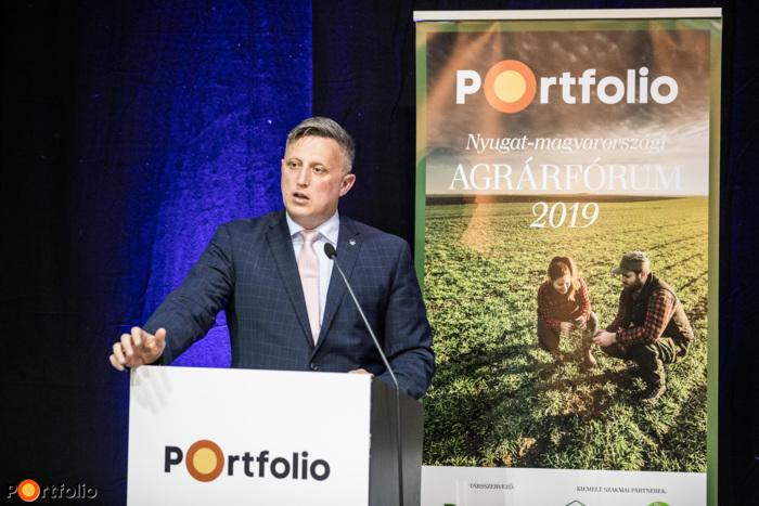 Győrffy Balázs (elnök, Nemzeti Agrárgazdasági Kamara): A Nemzeti Agrárgazdasági Kamara stratégiai programcsomagjának megvalósítása