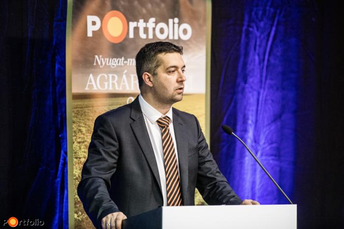 Feldman Zsolt (államtitkár, Agrárminisztérium): Kormányzati intézkedések és kitörési lehetőségek a mezőgazdaságban