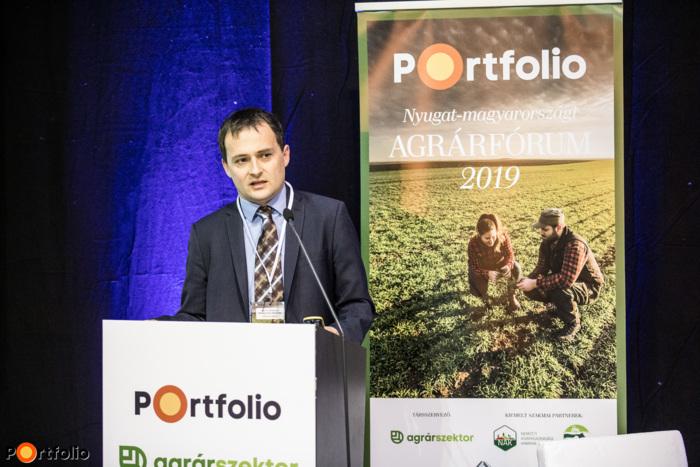 Herczegh András (ügyvezető igazgató, Agrár-Vállalkozási Hitelgarancia Alapítvány): Kiszámítható agrárfinanszírozás a változó támogatási környezetben