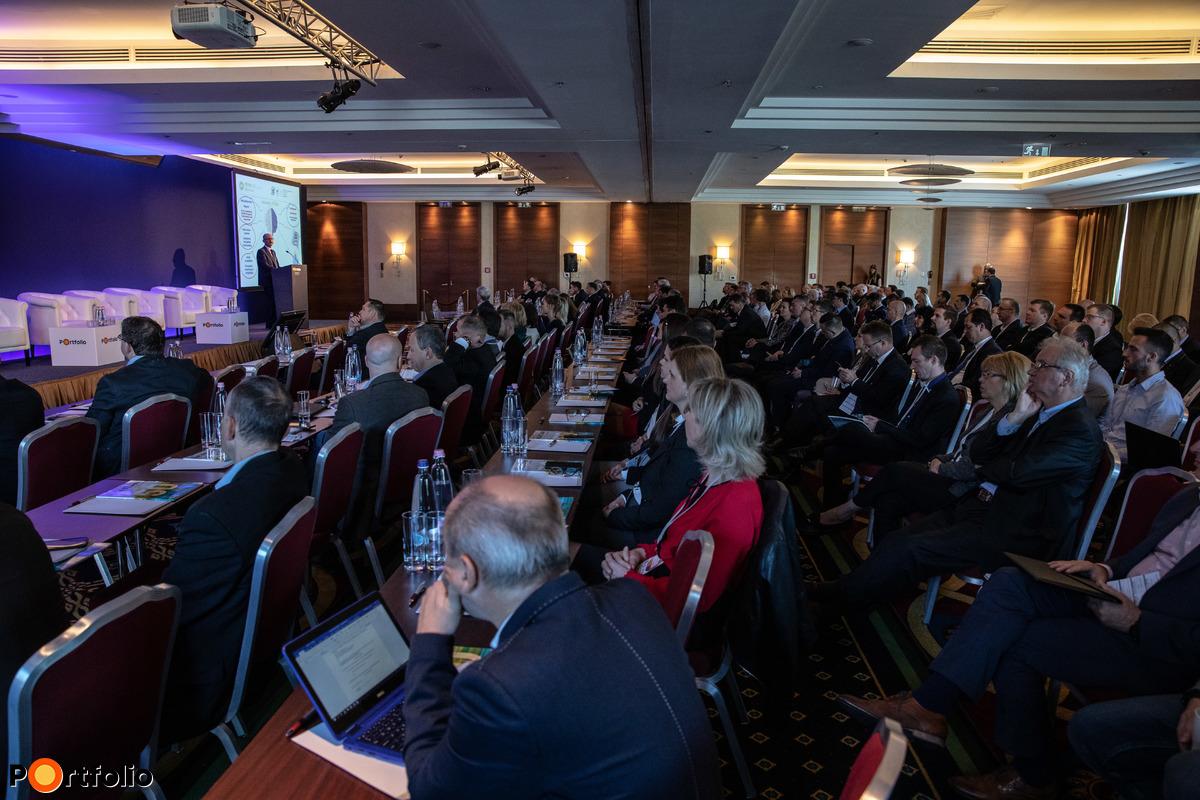 Az FM&Office konferencia a Marriott Hotelben került megrendezésre május 8-án
