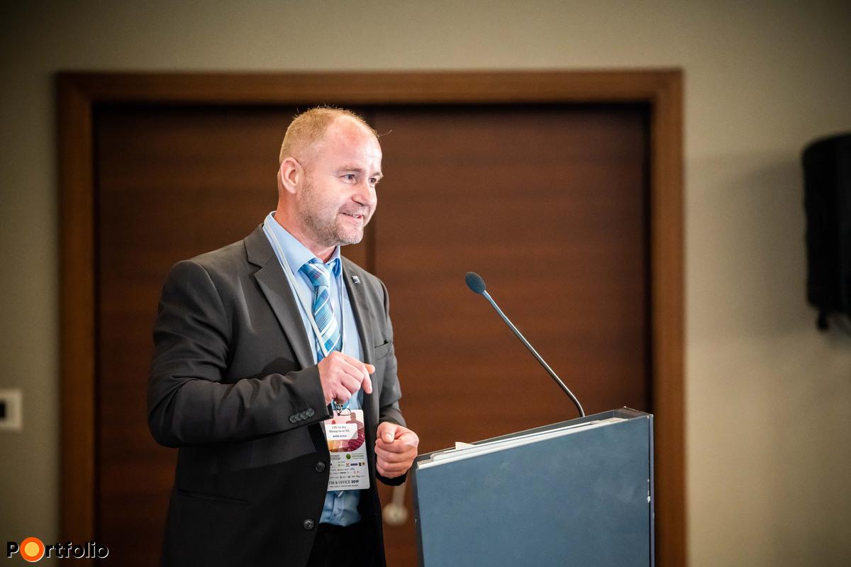 Győri Gyula (Facility Management Director, CPI Facility Management Kft.): Energiatudatosság és fenntarthatóság a gyakorlatban