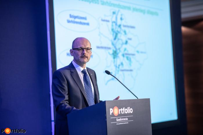 dr. Mitnyan György, vezérigazgató, Főtáv): Távvezérelt város - Konkrétumok a jövő energiaellátásában