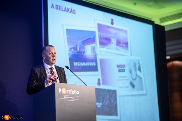 Duchaj Péter (ingatlan menedzsment központvezető, Magyar Telekom Nyrt.): A Telekom és a T-Systems közös székháza - Itt dolgozunk mi