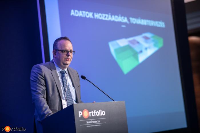 Zagorácz Márk (igazgatói tanácsadó, BIM szakértő, Lechner Tudásközpont): A digitalizáció szerepe a munkaerő megtartásában és az energiahatékonyságban – Proptech és fenntarthatóság