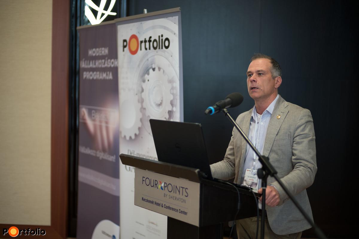 Koleszár Péter (vezető IKT tanácsadó, Magyar Kereskedelmi és Iparkamara, Modern Vállalkozások Programja): A kkv-k digitalizációjának finanszírozási lehetőségei