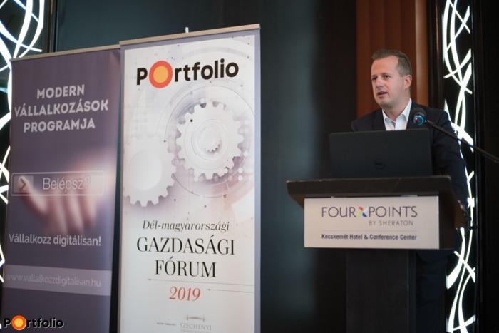 Badics László (divízióvezető, vezető tanácsadó, MKB Csoport): Hogyan jutok tőkéhez a Városi Alapkezelőtől?