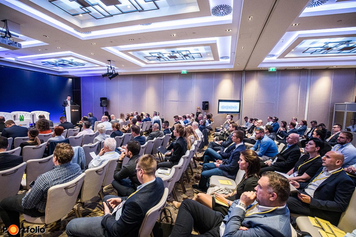 A Portfolio második alkalommal rendezte meg a Smart Logistics konferenciát a Radisson Blue hotelben május 21-én