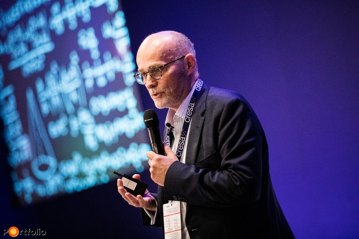 Sági György (alapító-ügyvezető, Product Architect, hálózatelemző, Bondweaver Hálózatelemző Kft.): Tedd alkalmassá a szervezeted AI befogadására