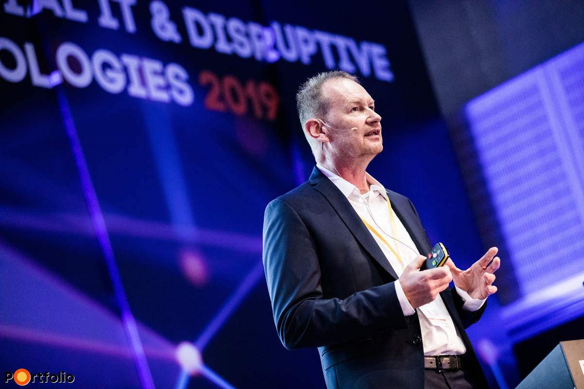 Financial IT and Disruptive Technologies 2019