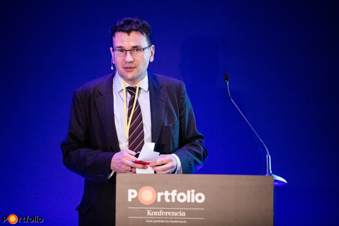 Csaba Lengyel (CEO, Partner, Business Development Director, Vialto Consulting): Is real-time process management possible? Process Mining Technology - the basic pillar of digital transformation in banking