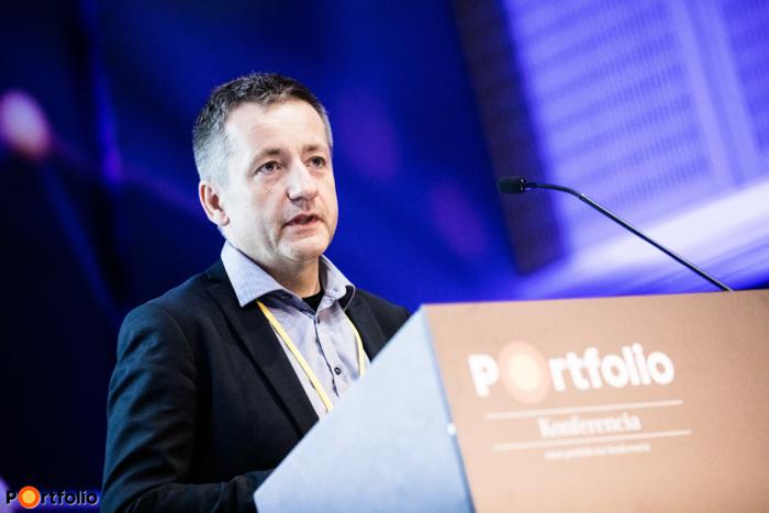 Vajda András (CEO, alapító, Iconchain): Fintech pitchek