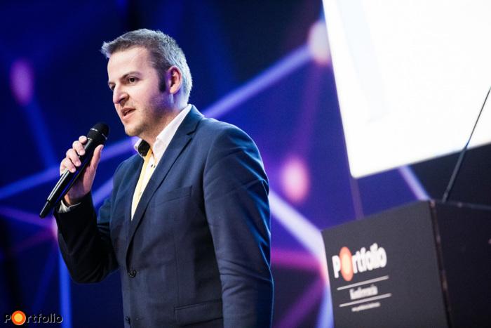 Dr. Viktor Urbán (CEO, Insurwiz Kft.): Fintech pitches