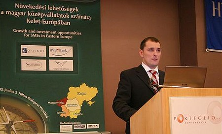 Miklós Kerezsi, ABO Holding Rt - Ukrainian case study