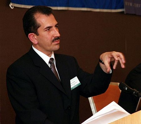 Gyerkó László, a Román Privatizációs Ügynökség alelnöke