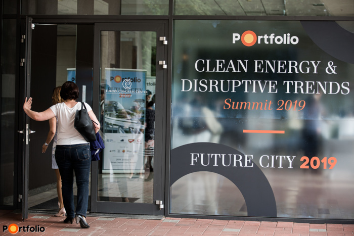 Portfolio Clean Energy & Disruptive Trends Summit 2019
