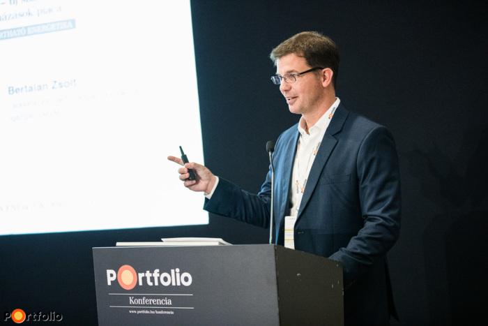 Bertalan Zsolt (csoportszintű technológiai innovációs igazgató, MVM Zrt.): Megújuló szerepben - Fenntartható energetika