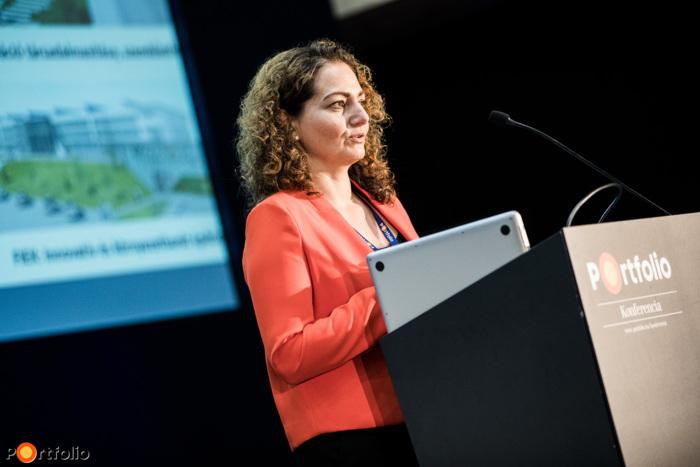 Buday-Malik Adrienn (fejlesztési igazgató, ÉMI Építésügyi Minőségellenőrző Innovációs Nonprofit Kft.): Innovációval a fenntartható épített környezetért