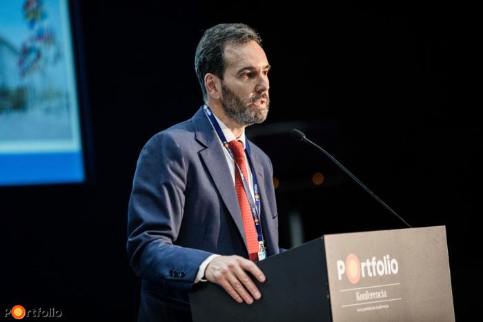 Manuel Dueñas (Head of Division, Public Sector Operations in HU, CZ, SK, EIB): Miből, mennyiért és hogyan finanszírozzuk az okosodást?