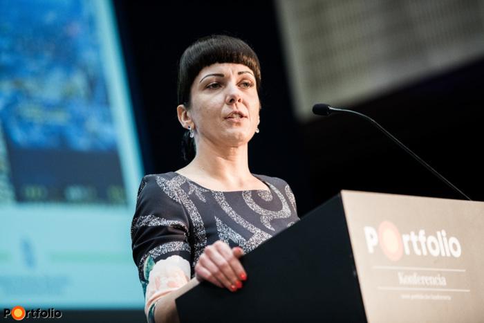 Sebők Katalin (kutatás-fejlesztési elnökhelyettes, Nemzeti, Kutatási Fejlesztési és Innovációs Hivatal): Kihívások és lehetőségek a jövő településeinek