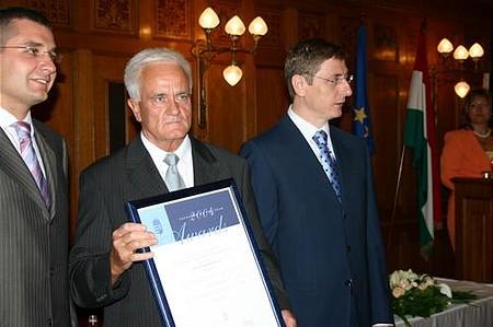 Nyitrai István, az Ipari Projekt Hungary Kft. ügyvezető igazgatója
