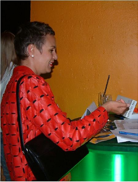 Érkezés 3. - Mihalik Judit, Draskovics Tibor volt sajtófőnöke