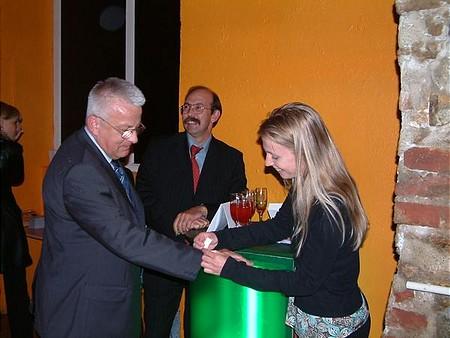 Arrival 1 - Dr. György Mohai, BSE\'s Deputy CEO