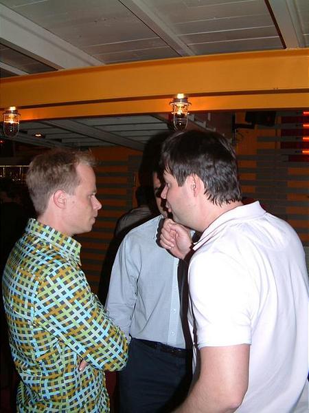 Sándorfi Balázs (Portfolio) és Vágó Attila (Concorde) a finomítói marginokról beszélgetnek