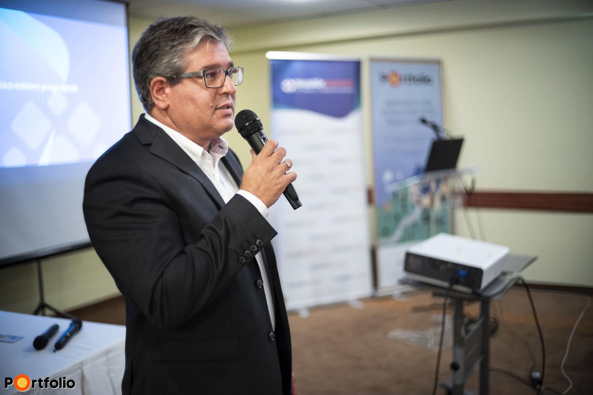 Szeredi Gábor (hálózat irányítási igazgató, Takarék Csoport): Megnyitó