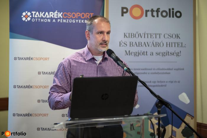 Hideg Richárd (CSOK szakértő, Takarék Csoport): A falusi CSOK és a CSOK jogszabályi változásai