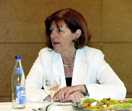 Rédia Gabriella, a Faktoring Szövetség Elnöke