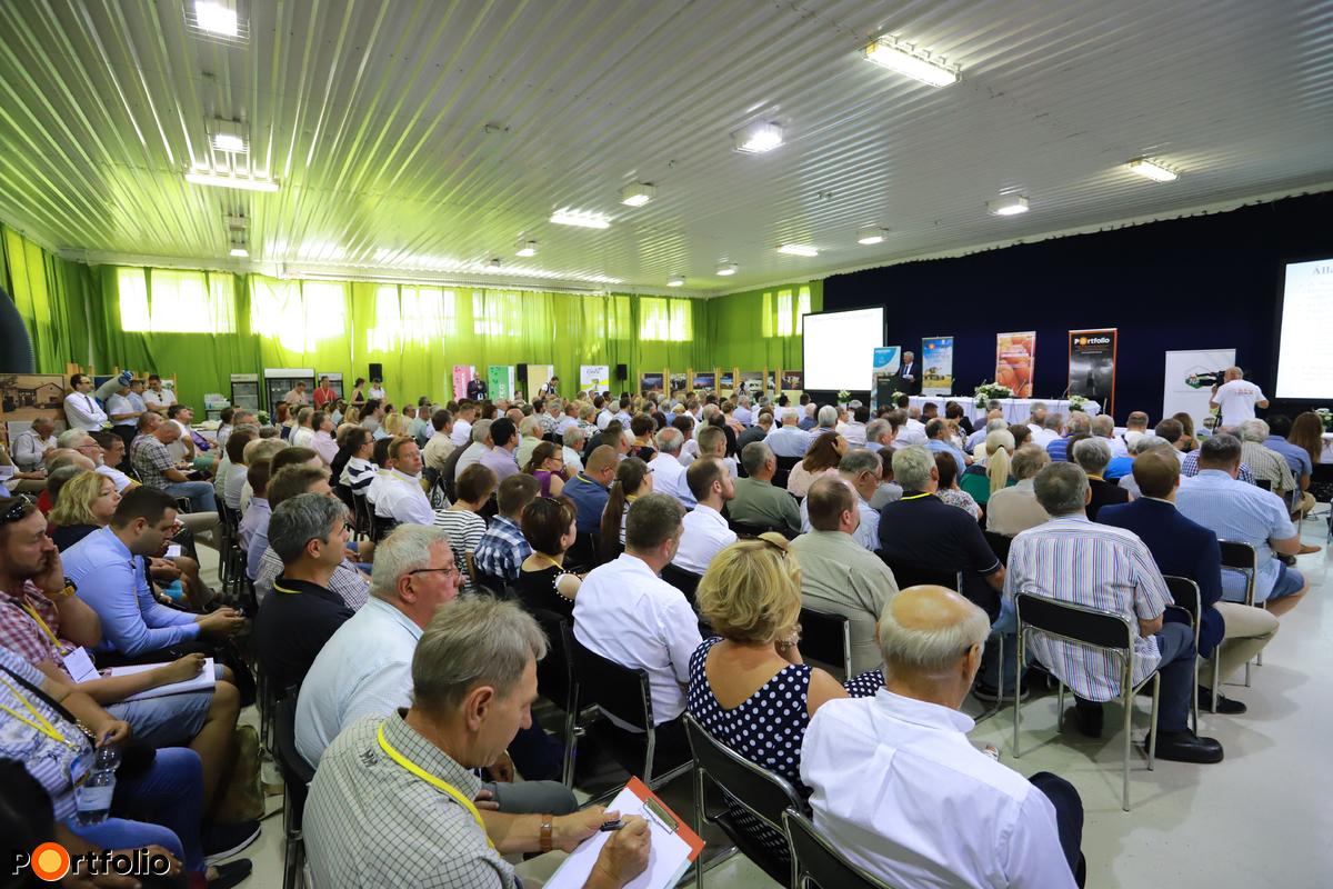 Több, mint 300 fő vett részt idén a hajdúböszörményi Kelet-magyarországi Agrárfórumon