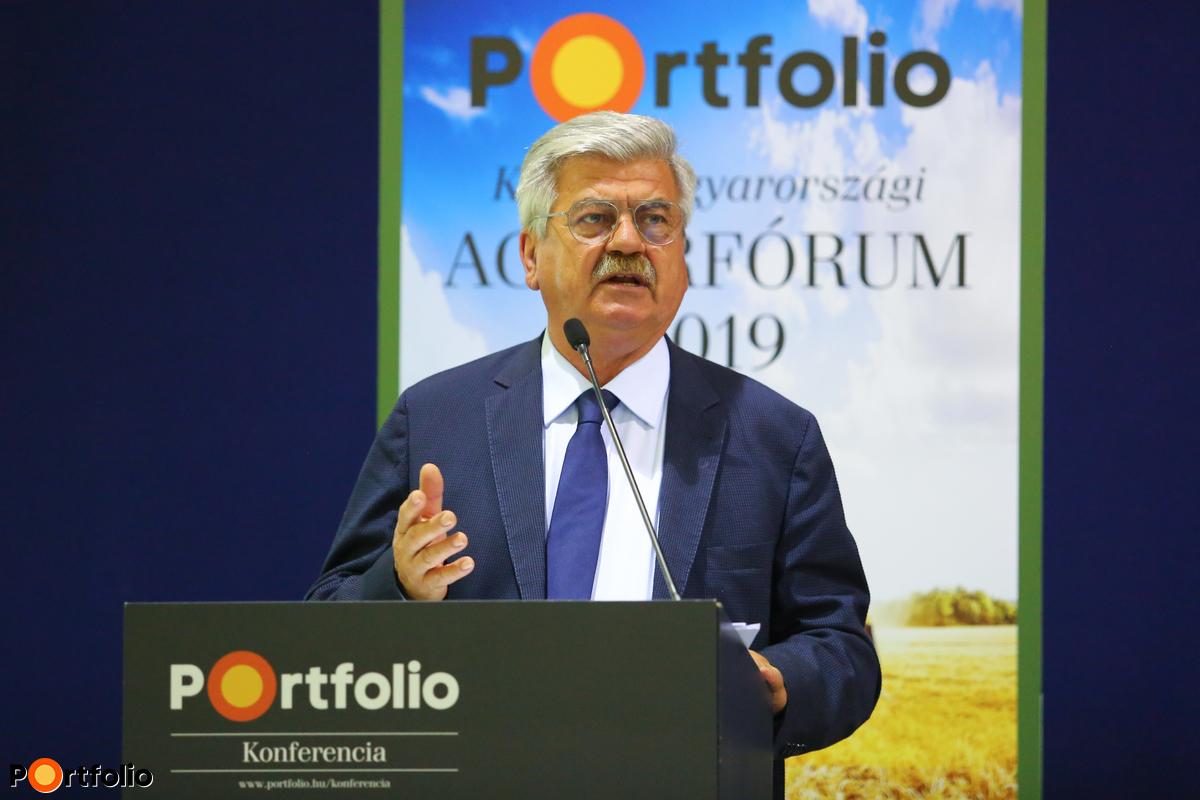 Farkas Sándor (parlamenti államtitkár, Agrárminisztérium): A magyar agrárgazdaság előtt álló legnagyobb kihívások